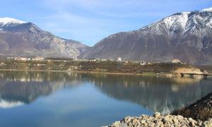 Lago di Fierza