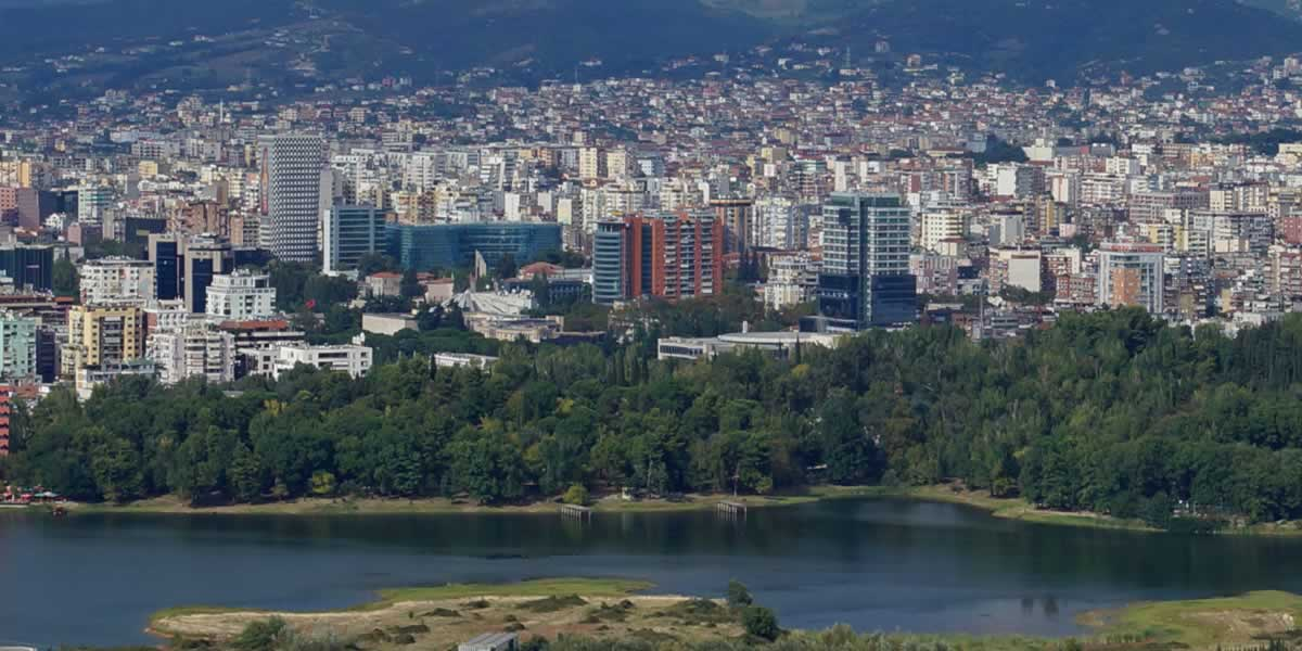 TIrana Albania capitale