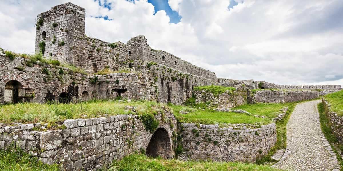 castello di Rozafa leggenda